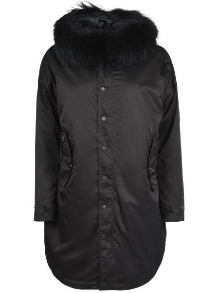 Черная куртка осенняя Bomboogie