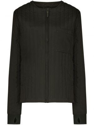 Стеганая куртка - зеленая Rains