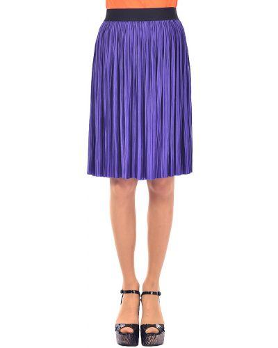 Фиолетовая юбка Love Moschino