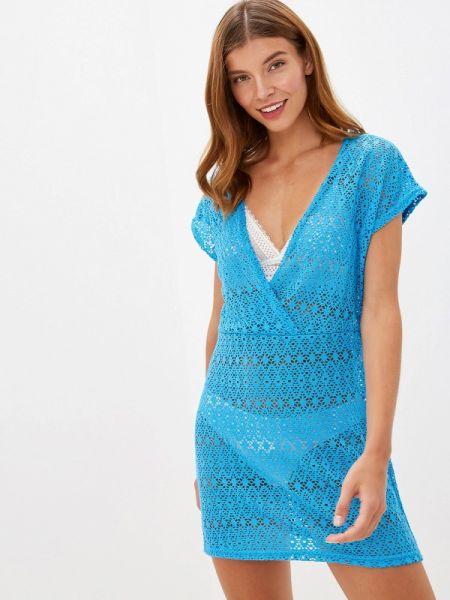 Платье бирюзовый Tenerezza