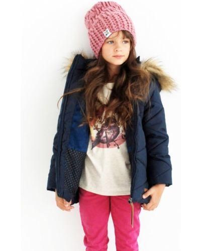 Куртка с капюшоном стеганая Nativo