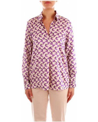 Koszula - fioletowa Emme Di Marella