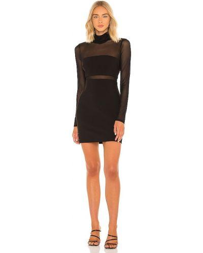 Платье с декольте - черное Likely