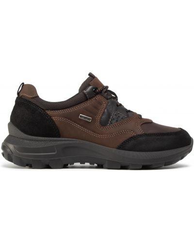 Туфли - коричневые Sergio Bardi