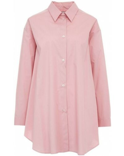 Różowa koszula Bagutta
