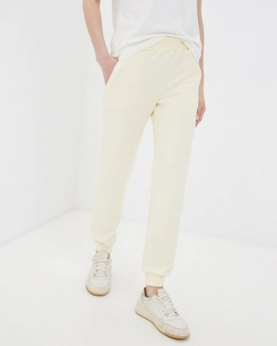 Желтые спортивные брюки синар