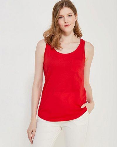Красная майка United Colors Of Benetton