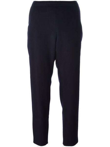 Синие нейлоновые зауженные брюки Vanessa Seward