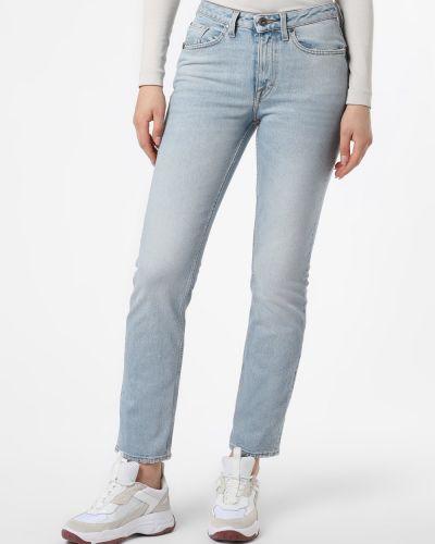 Niebieskie jeansy Tiger Of Sweden