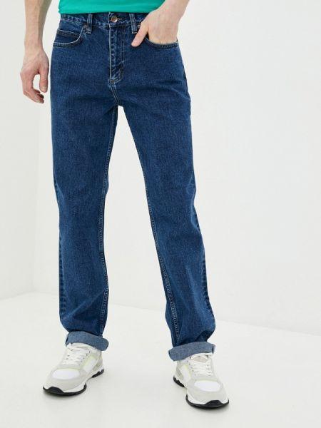 Прямые джинсы синий Dairos