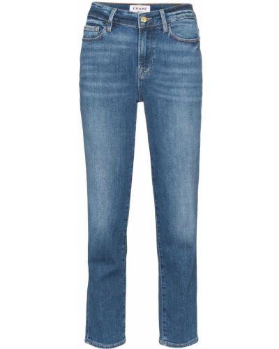 Прямые джинсы эластичные эластичный Frame
