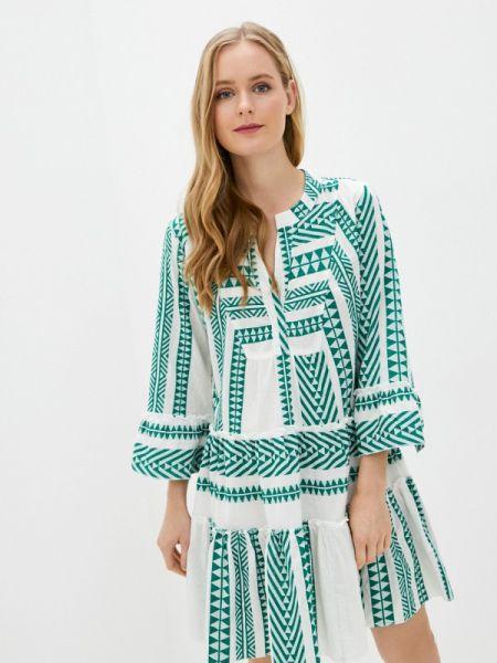 Платье - зеленое Baon