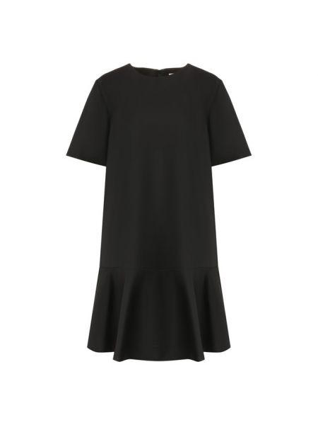 Платье мини короткое - черное Paul&joe