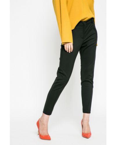 Черные зауженные брюки Vero Moda