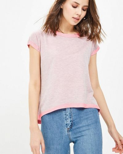 Розовая футболка Z-design