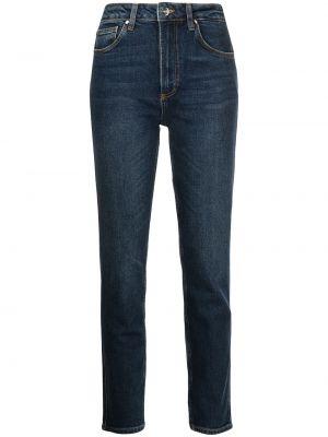 Синие джинсы классические Anine Bing