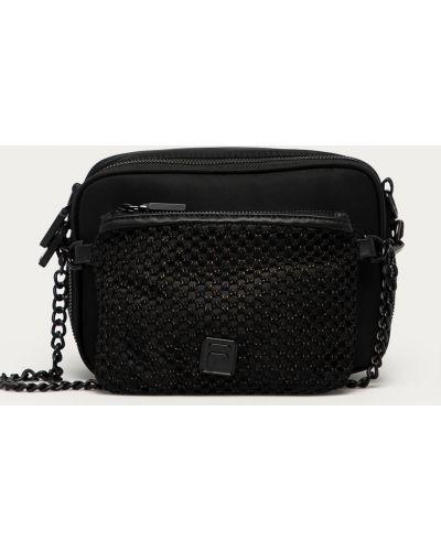 Czarna torebka średnia Fila