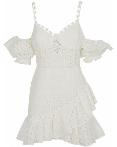 Biała sukienka Charo Ruiz Ibiza