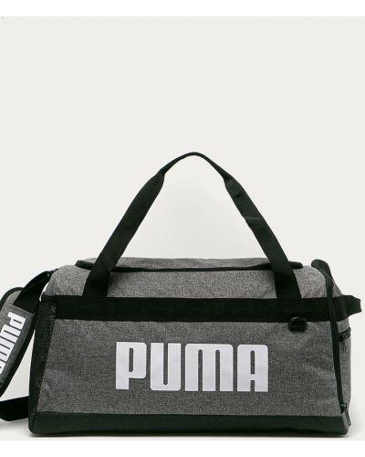 Szara torba podróżna Puma