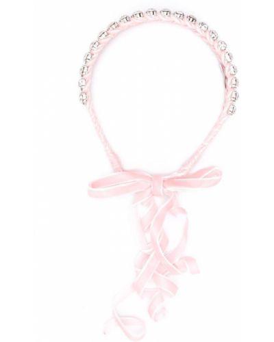 Обруч розовый Monnalisa