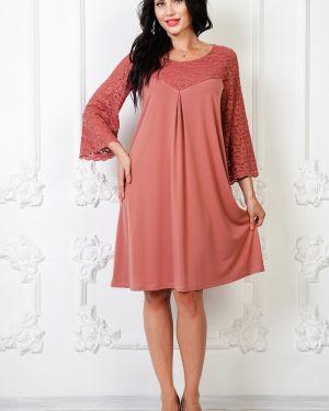 Вечернее платье платье-сарафан с кокеткой Taiga