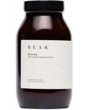 Brązowy puder do brwi na jogę Bear