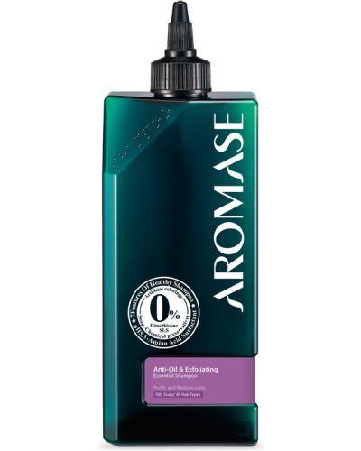Шампунь для волос кожаный в клетку Aromase
