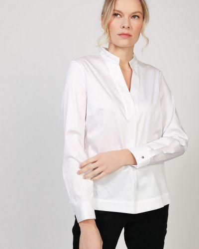 Хлопковая блузка Basler