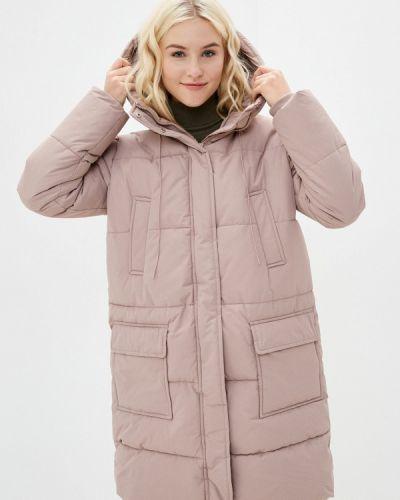 Утепленная розовая куртка Befree