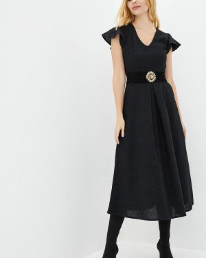 Вечернее платье - черное Genevie