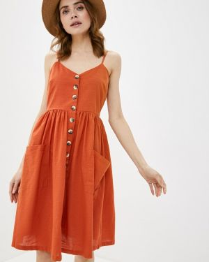 Платье платье-сарафан весеннее Brave Soul