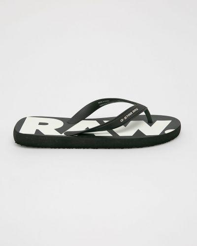 Сандалии черные G-star Raw