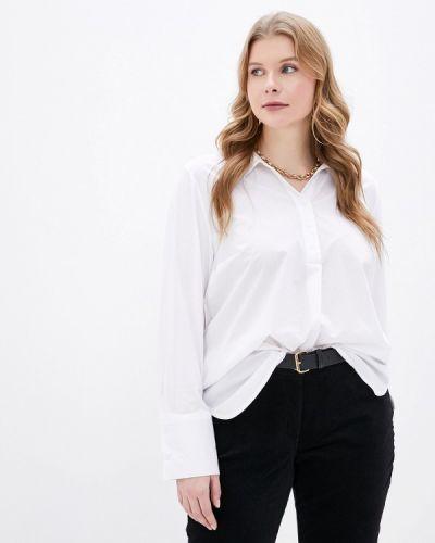 Блузка белая турецкий Ulla Popken