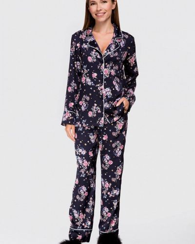 Пижама пижамный синий German Volf