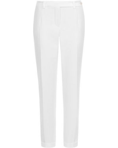 Классические брюки со стрелками с отворотами Loro Piana