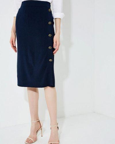 Синяя юбка 2018 Polo Ralph Lauren