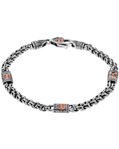 Черный браслет Persian