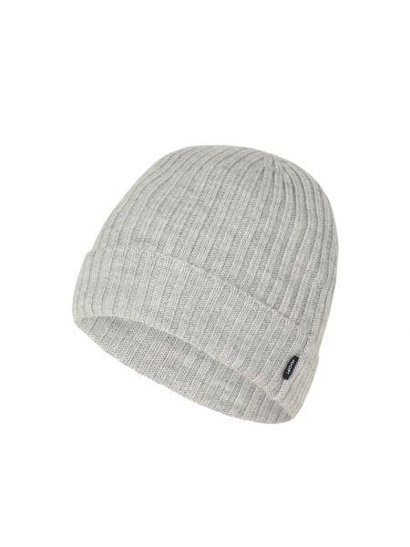 Prążkowana czapka beanie wełniana Joop! Collection
