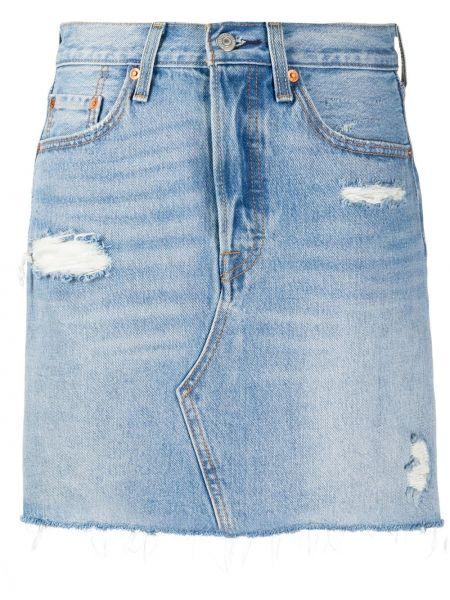 Юбка мини джинсовая классическая Levi's®
