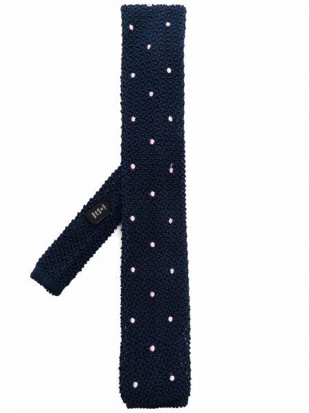 Niebieski krawat Barba