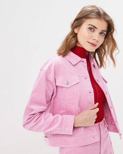 Куртка весенняя розовая Befree