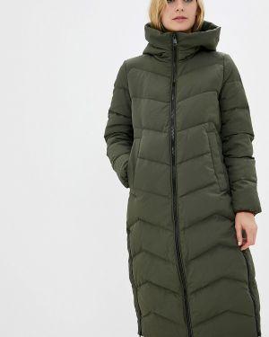 Зимняя куртка осенняя зеленая Ostin