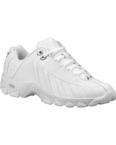 Теннисные кроссовки - белые K Swiss