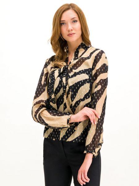 Beżowa bluzka Pennyblack
