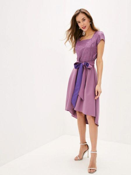 Фиолетовое вечернее платье Mankato