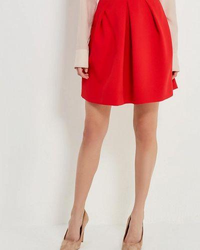 Красная юбка Echo
