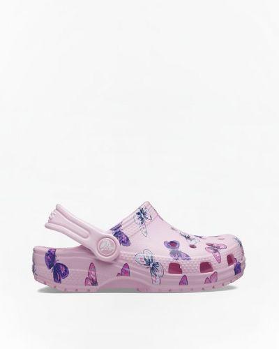 Klasyczne różowe chodaki Crocs