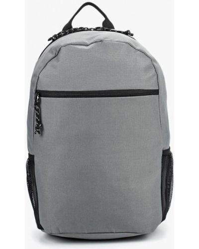 Серый рюкзак городской Topman
