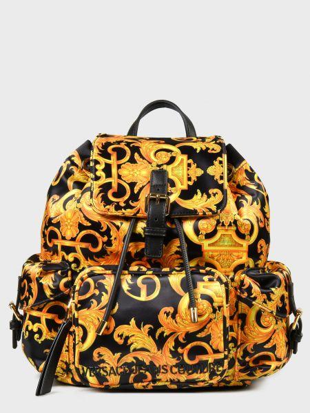 Текстильный рюкзак Versace Jeans Couture
