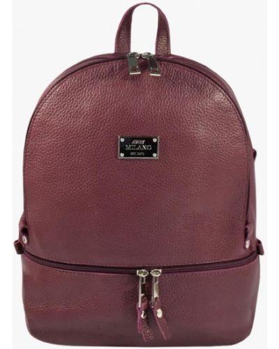 Рюкзак бордовый красный Bb1